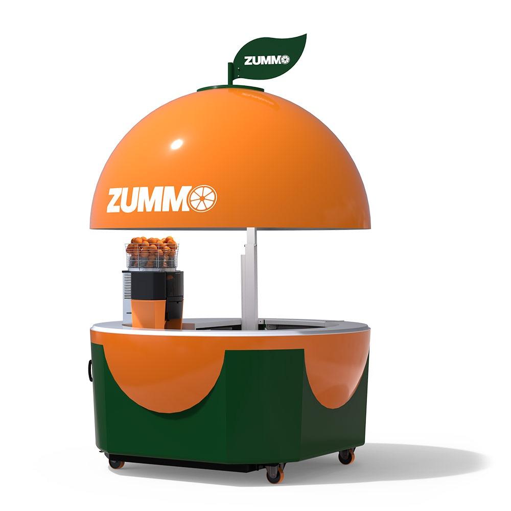 Zummo kiosk ZK