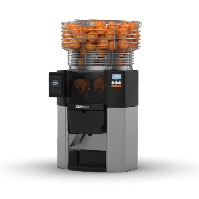 Zummo Z14 juicemaskin med kortbetalning